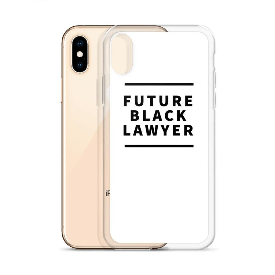 Lawyer iPhone Case