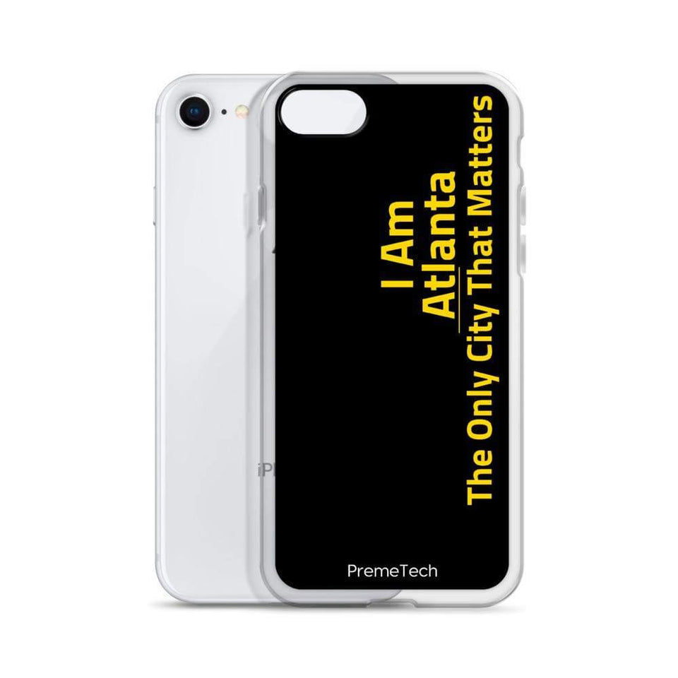 PremeTech Atlanta iPhone Case