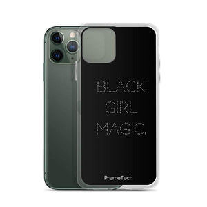PremeTech Black Girl Magic iPhone Case