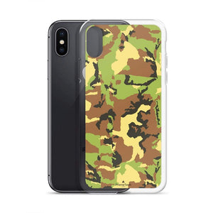 PremeTech Camo iPhone Case