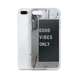 PremeTech Good Vibes iPhone Case
