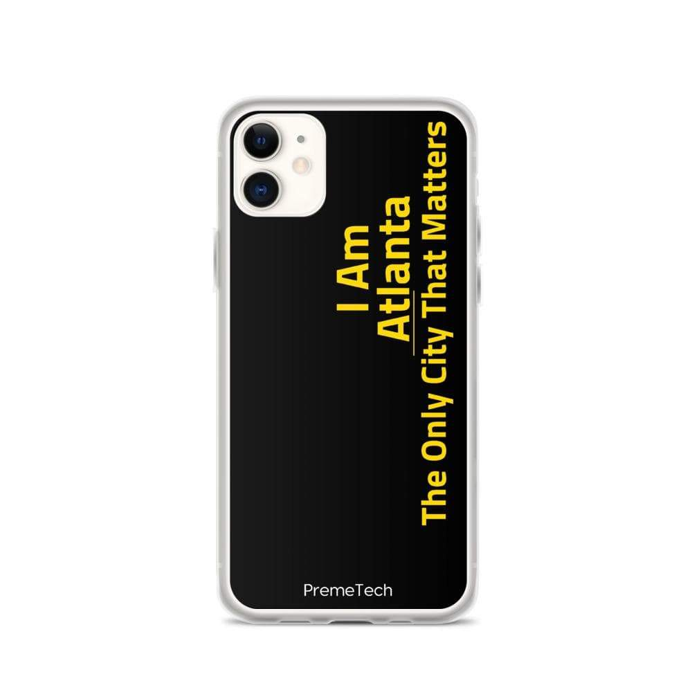 PremeTech iPhone 11 Atlanta iPhone Case