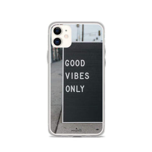 PremeTech iPhone 11 Good Vibes iPhone Case