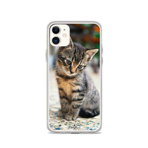 PremeTech iPhone 11 Kitten iPhone Case