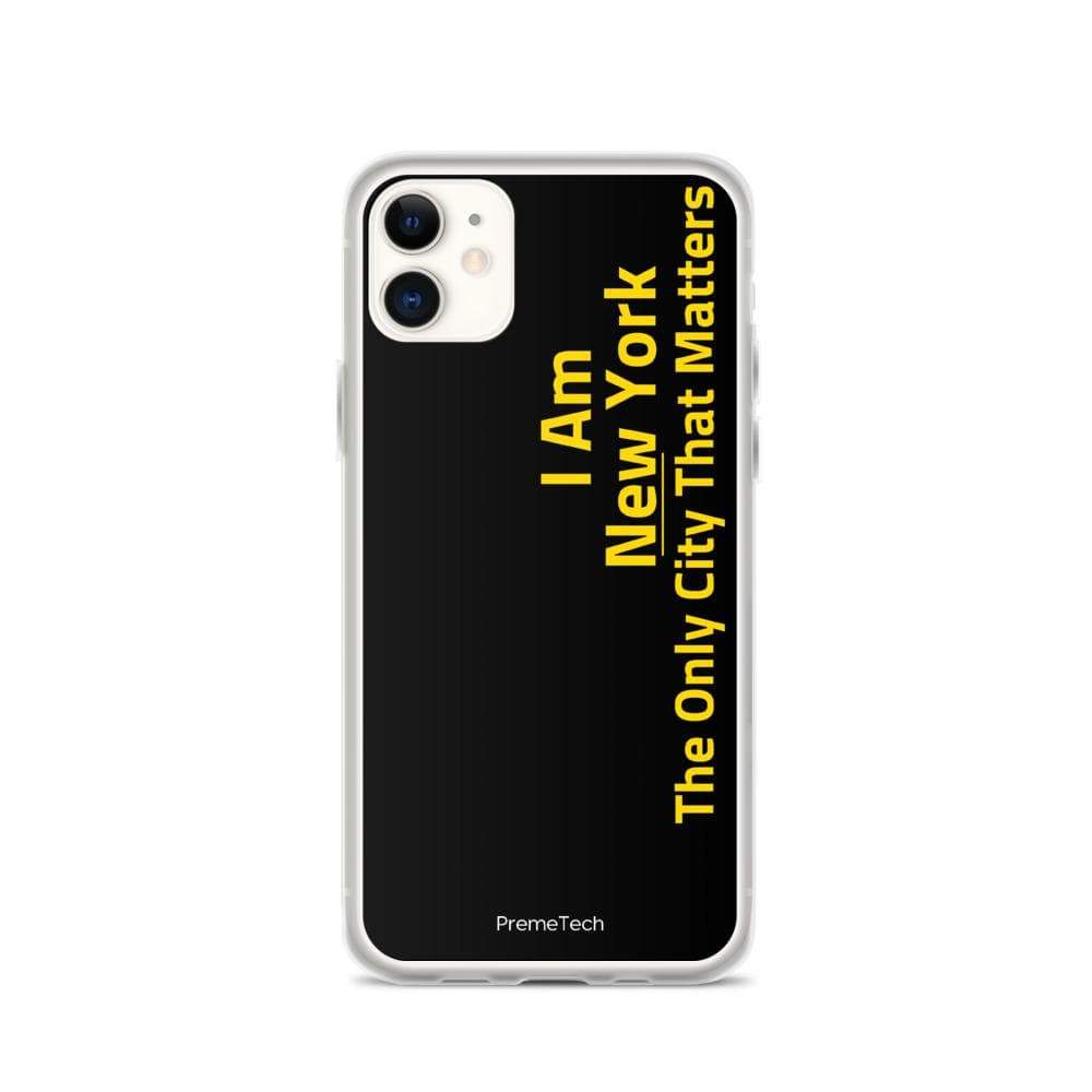 PremeTech iPhone 11 New York iPhone Case