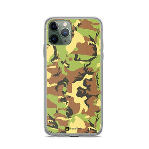 PremeTech iPhone 11 Pro Camo iPhone Case