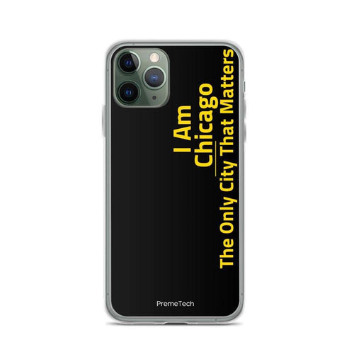 PremeTech iPhone 11 Pro Chicago iPhone Case