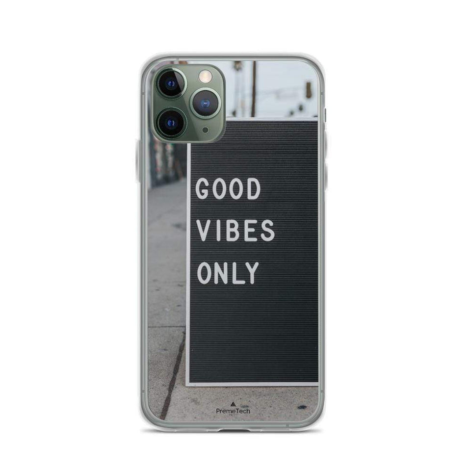 PremeTech iPhone 11 Pro Good Vibes iPhone Case