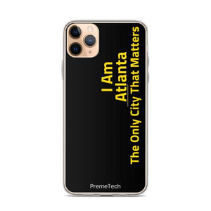 PremeTech iPhone 11 Pro Max Atlanta iPhone Case