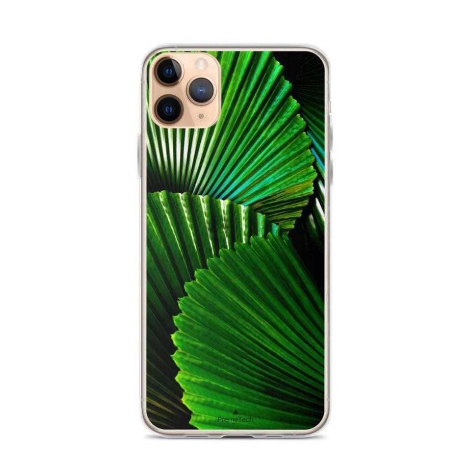 PremeTech iPhone 11 Pro Max Botanical Gardens iPhone Case