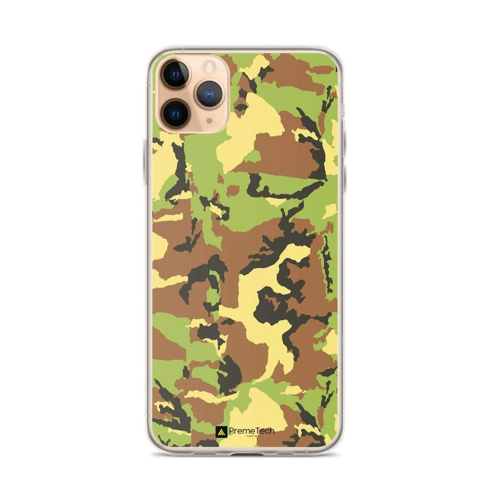 PremeTech iPhone 11 Pro Max Camo iPhone Case