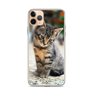 PremeTech iPhone 11 Pro Max Kitten iPhone Case