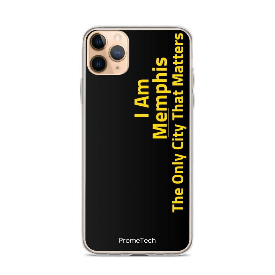 PremeTech iPhone 11 Pro Max Memphis iPhone Case