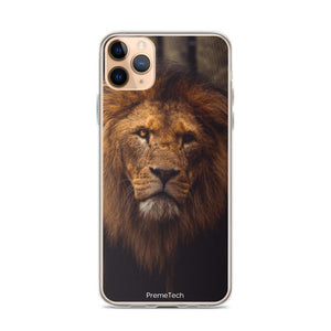 PremeTech iPhone 11 Pro Max Regal Lion iPhone Case