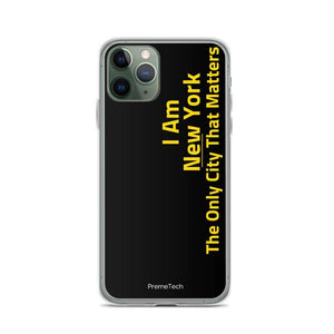 PremeTech iPhone 11 Pro New York iPhone Case