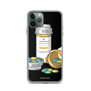 PremeTech iPhone 11 Pro Positive Pills iPhone Case