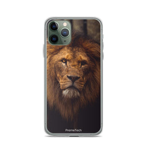 PremeTech iPhone 11 Pro Regal Lion iPhone Case