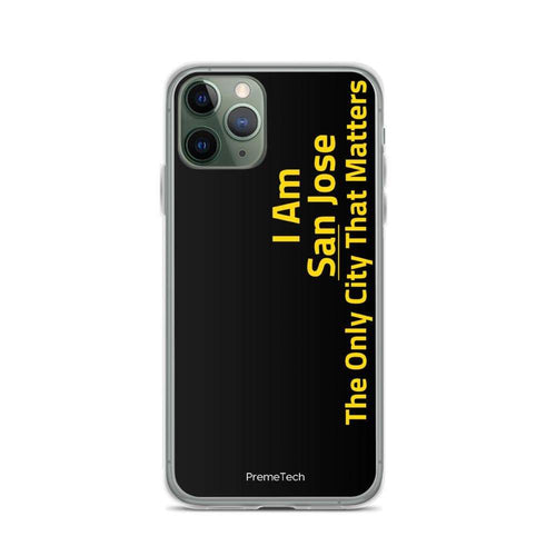 PremeTech iPhone 11 Pro San Jose iPhone Case
