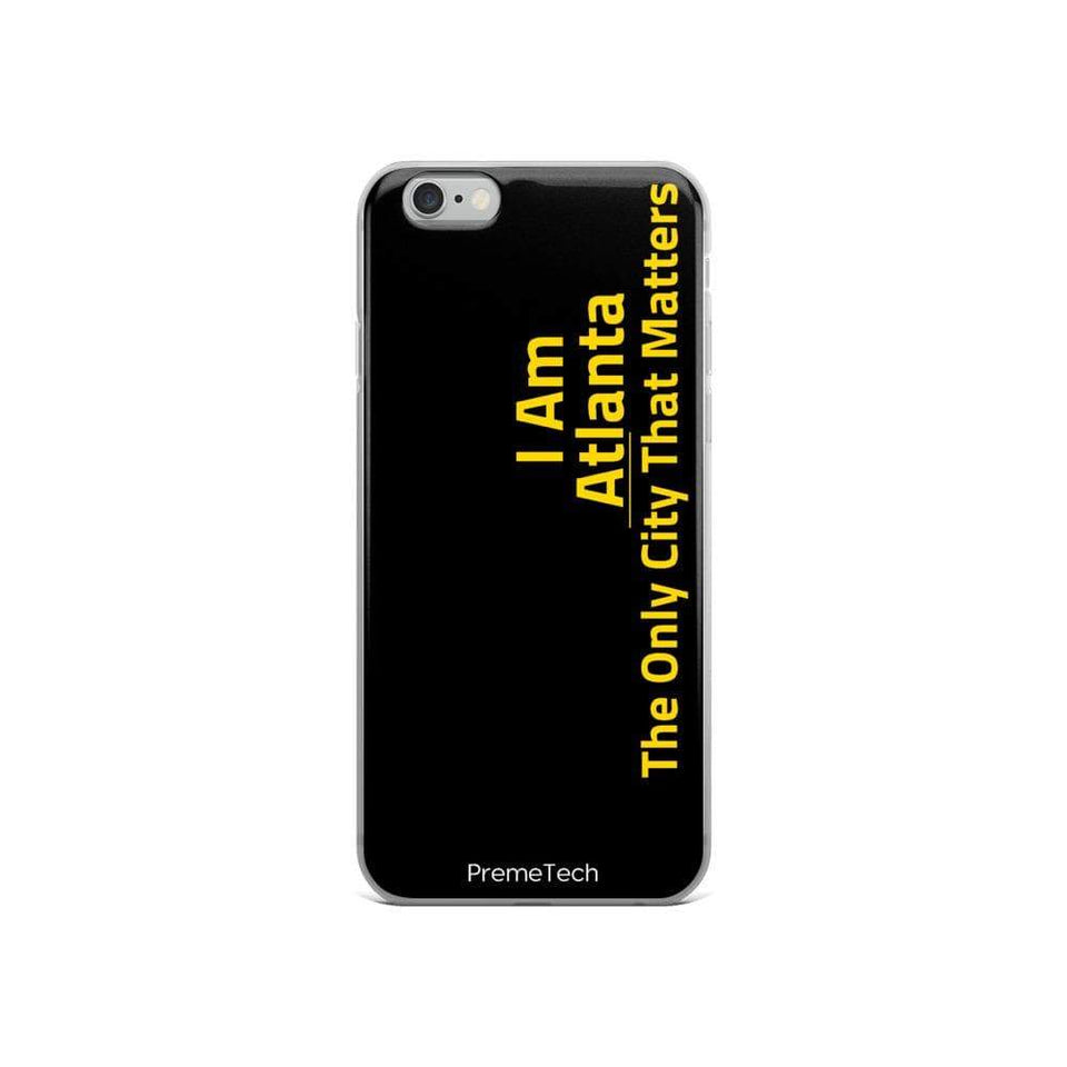 PremeTech iPhone 6/6s Atlanta iPhone Case