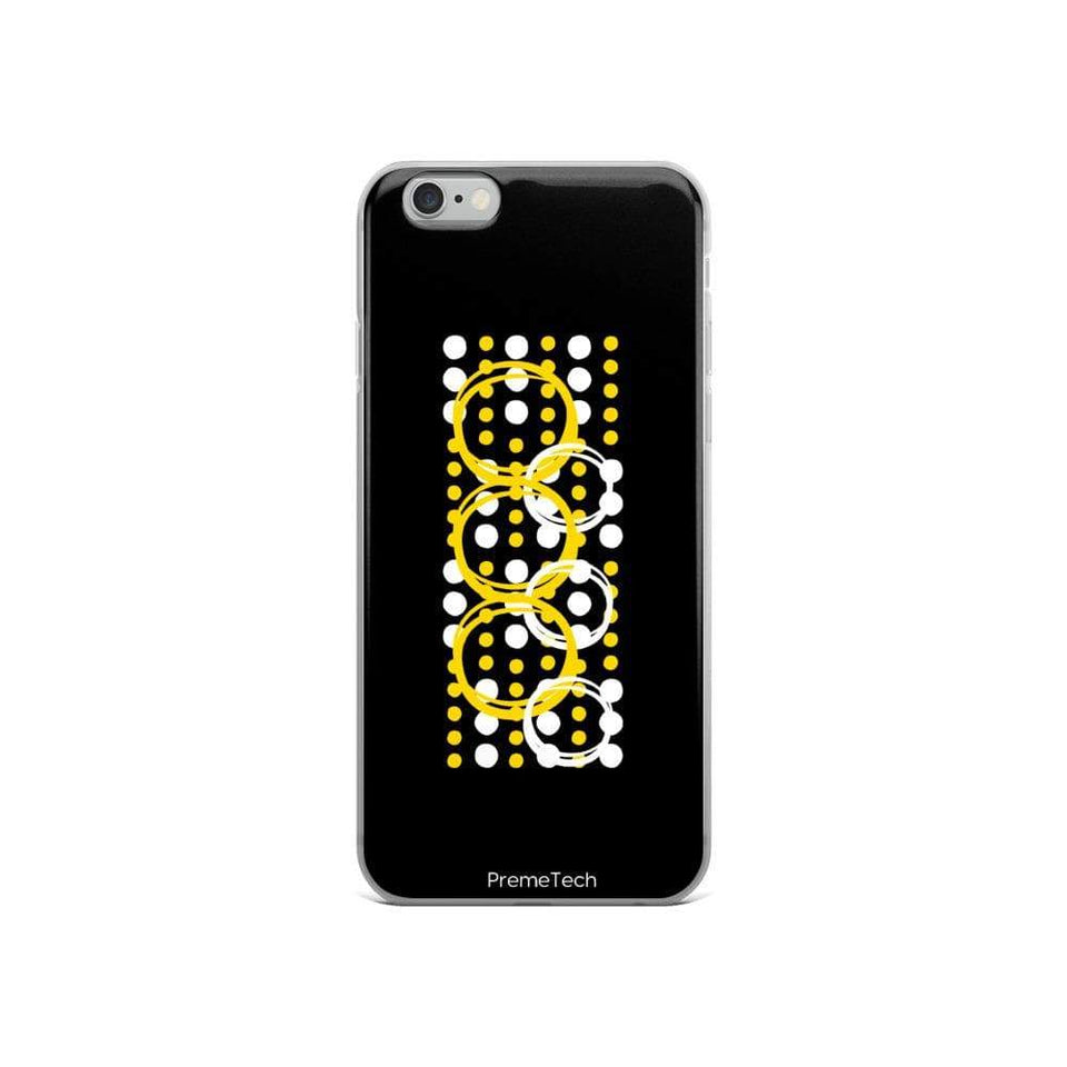 PremeTech iPhone 6/6s Circle Symmetry iPhone Case