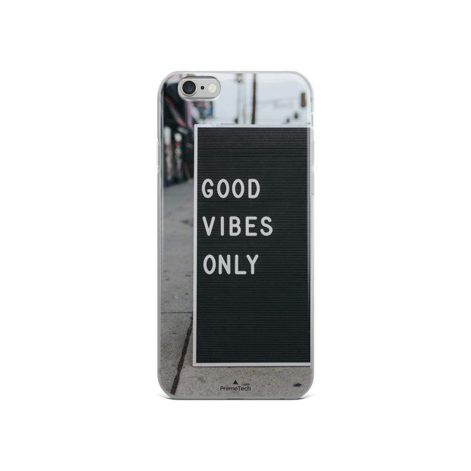 PremeTech iPhone 6/6s Good Vibes iPhone Case