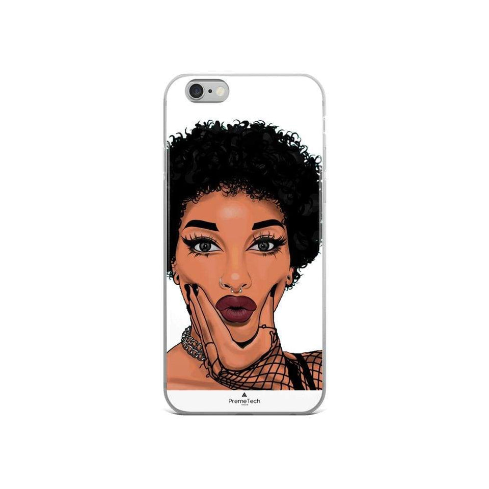 PremeTech iPhone 6/6s My Life, My Hair iPhone Case