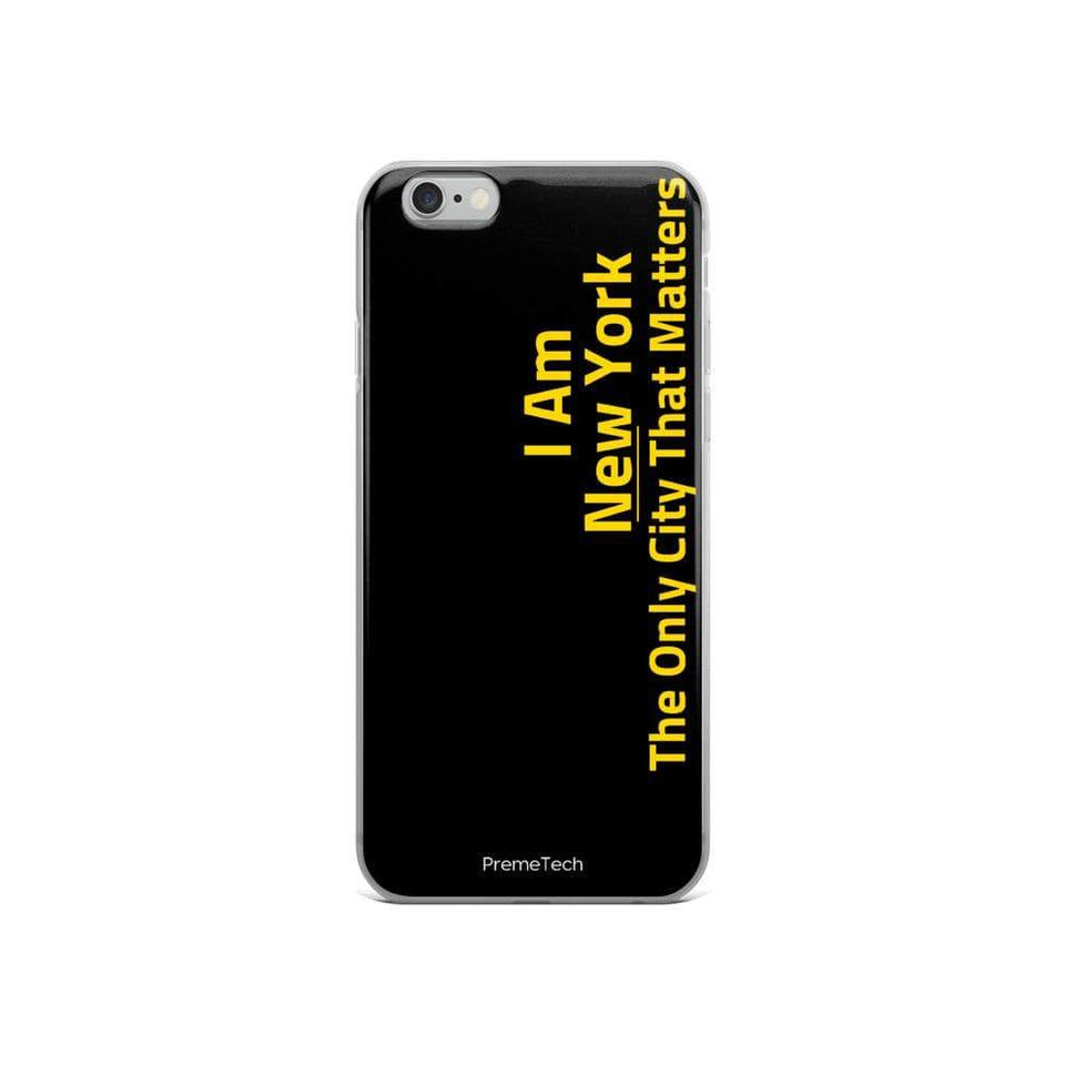 PremeTech iPhone 6/6s New York iPhone Case