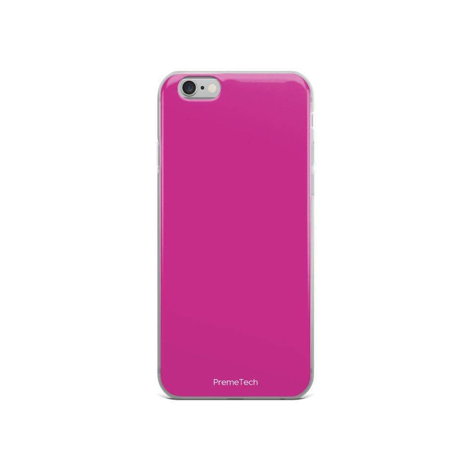 PremeTech iPhone 6/6s Pink iPhone Case