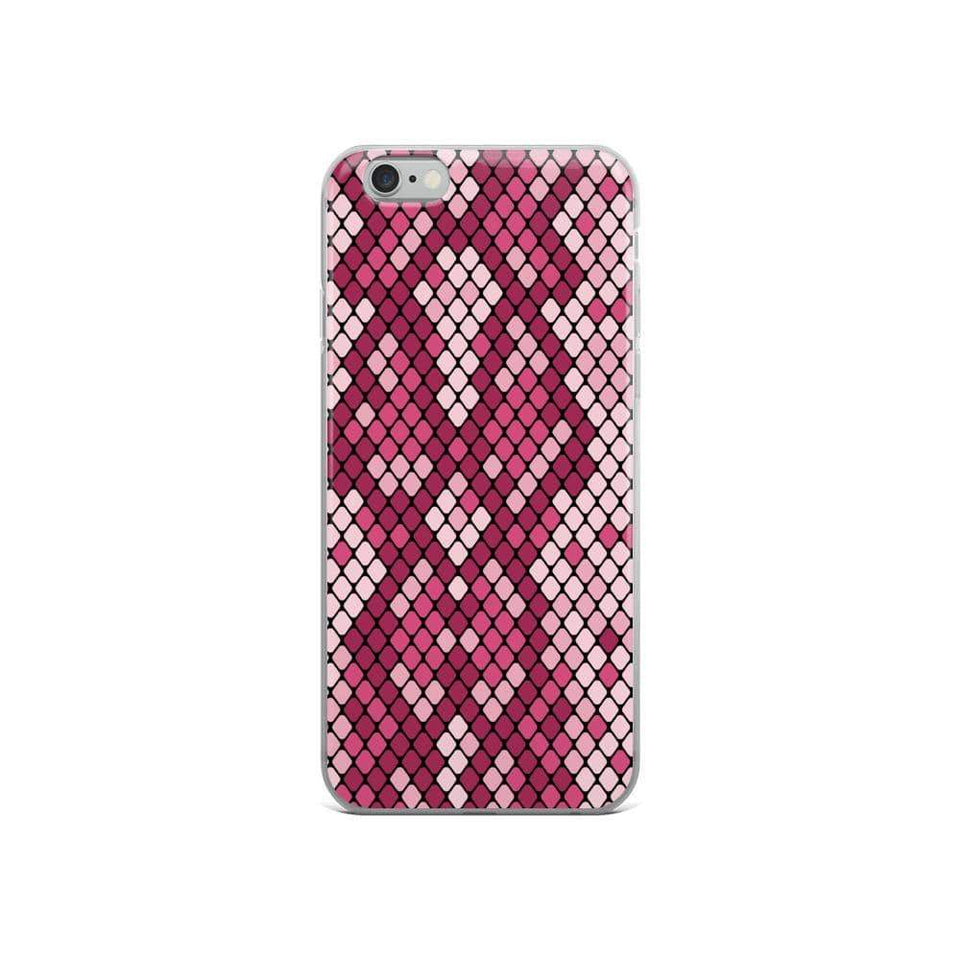 PremeTech iPhone 6/6s Pink Snakeskin iPhone Case