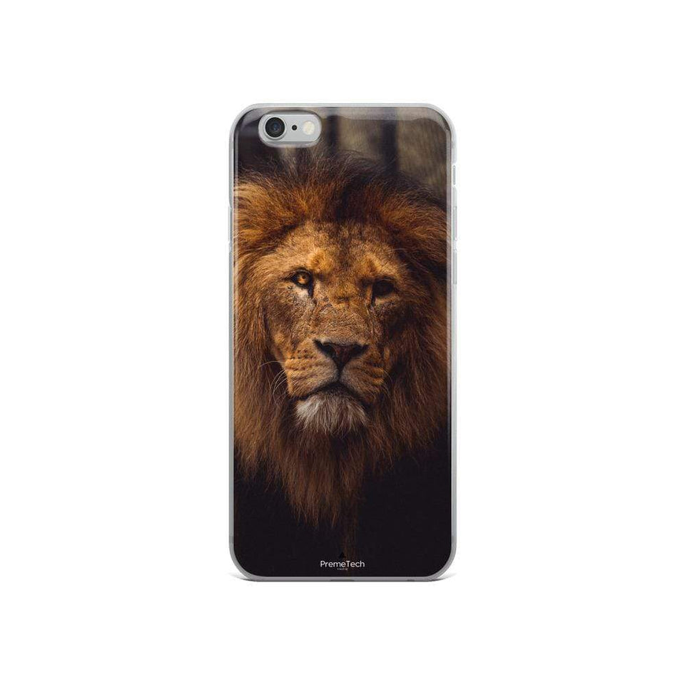 PremeTech iPhone 6/6s Regal Lion iPhone Case