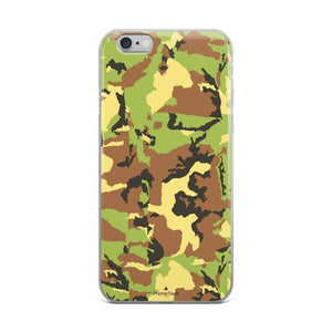 PremeTech iPhone 6 Plus/6s Plus Camo iPhone Case