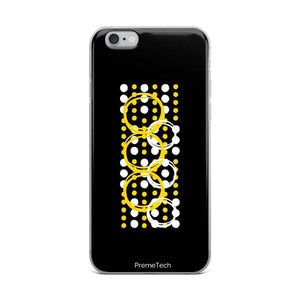 PremeTech iPhone 6 Plus/6s Plus Circle Symmetry iPhone Case