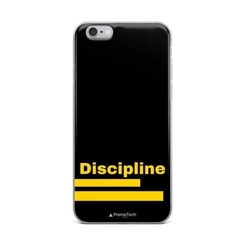 PremeTech iPhone 6 Plus/6s Plus Discipline iPhone Case