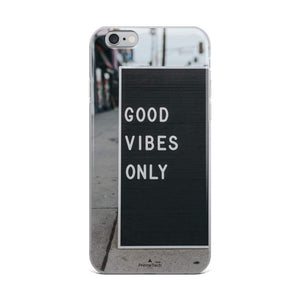 PremeTech iPhone 6 Plus/6s Plus Good Vibes iPhone Case