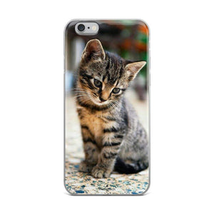 PremeTech iPhone 6 Plus/6s Plus Kitten iPhone Case