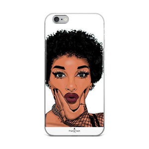 PremeTech iPhone 6 Plus/6s Plus My Life, My Hair iPhone Case