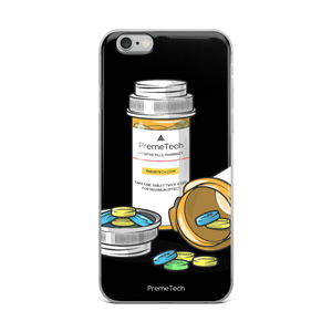 PremeTech iPhone 6 Plus/6s Plus Positive Pills iPhone Case