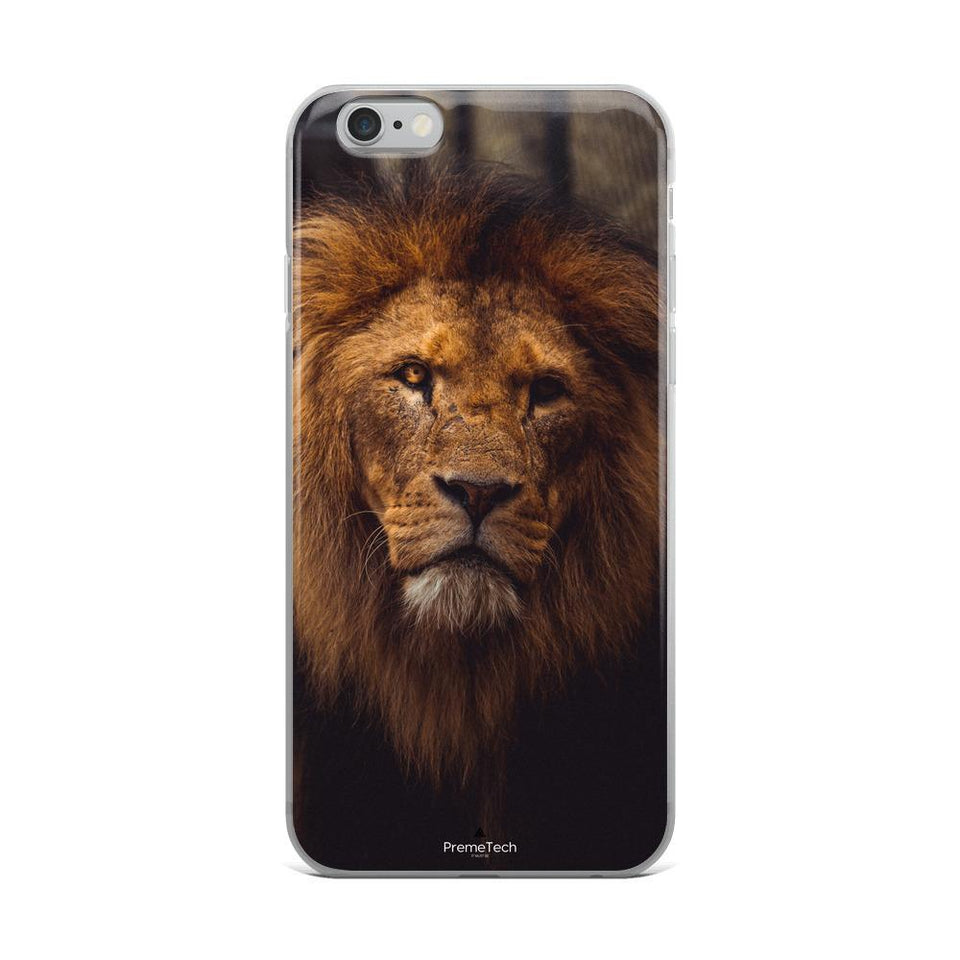 PremeTech iPhone 6 Plus/6s Plus Regal Lion iPhone Case