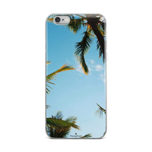 PremeTech iPhone 6 Plus/6s Plus Sunshine and Palm Trees iPhone Case