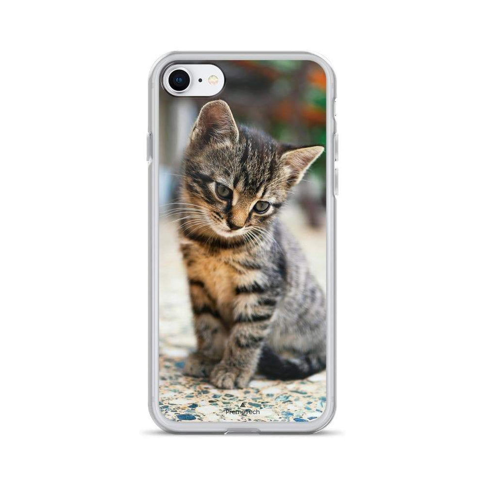 PremeTech iPhone 7/8 Kitten iPhone Case