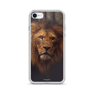 PremeTech iPhone 7/8 Regal Lion iPhone Case