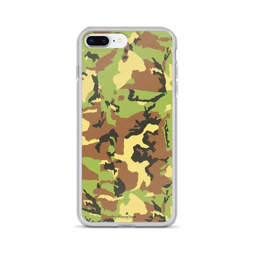 PremeTech iPhone 7 Plus/8 Plus Camo iPhone Case