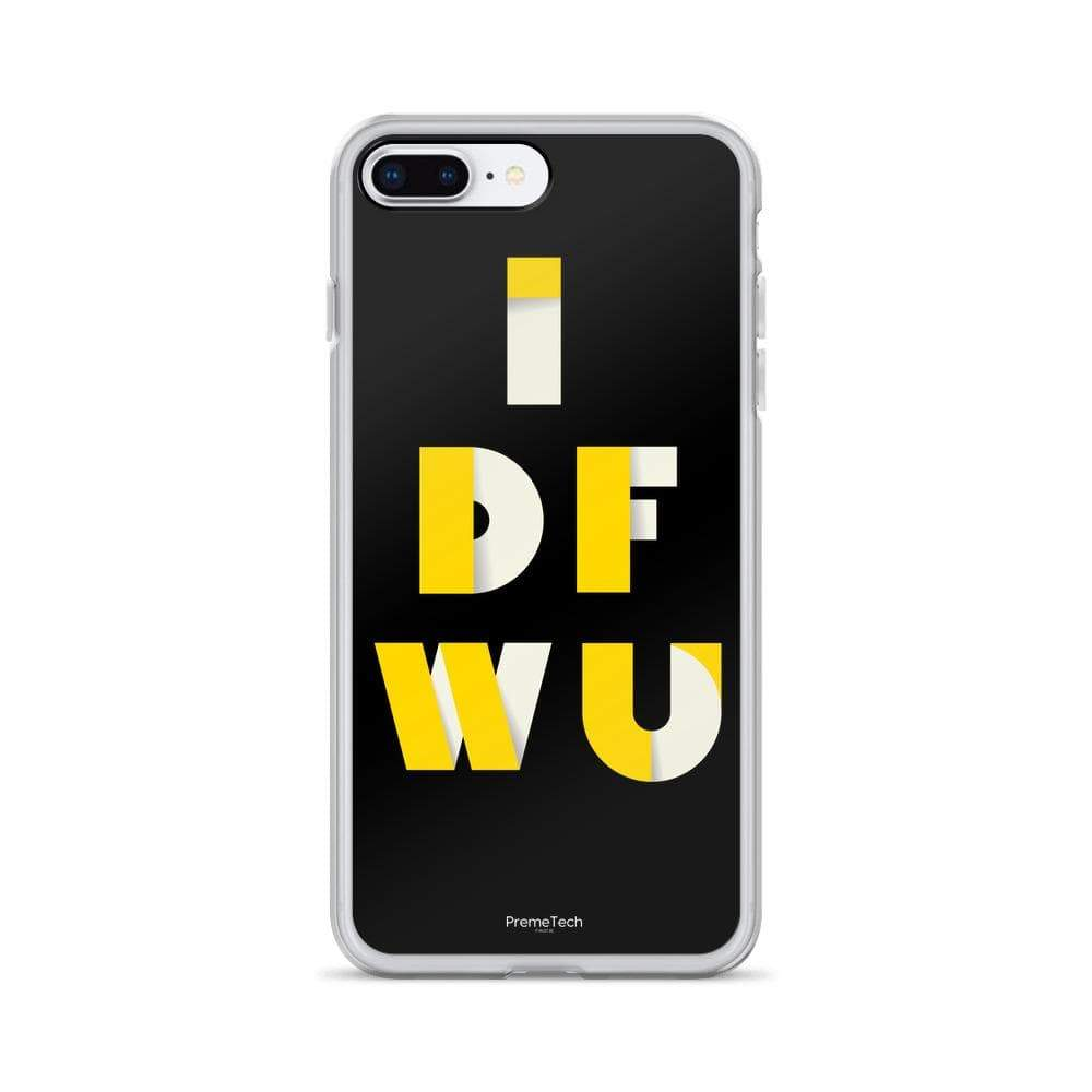 PremeTech iPhone 7 Plus/8 Plus IDFWU iPhone Case