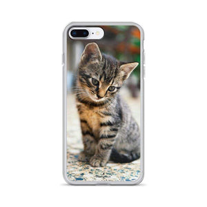 PremeTech iPhone 7 Plus/8 Plus Kitten iPhone Case