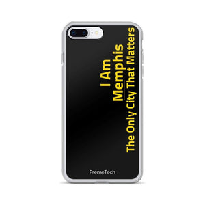 PremeTech iPhone 7 Plus/8 Plus Memphis iPhone Case