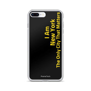 PremeTech iPhone 7 Plus/8 Plus New York iPhone Case
