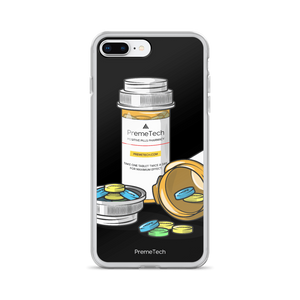 PremeTech iPhone 7 Plus/8 Plus Positive Pills iPhone Case