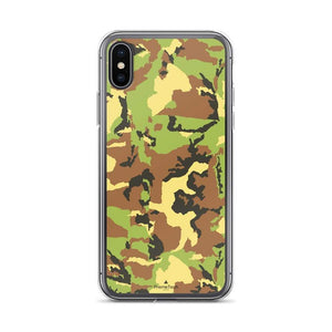 PremeTech iPhone X/XS Camo iPhone Case