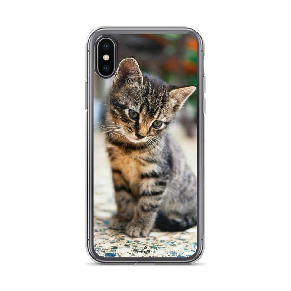 PremeTech iPhone X/XS Kitten iPhone Case