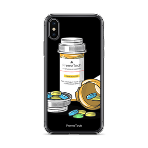 PremeTech iPhone X/XS Positive Pills iPhone Case